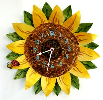 Decorating with Sunflower Décor